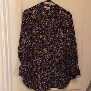 Cute patterned dress shirt